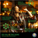 CE drinking flyer